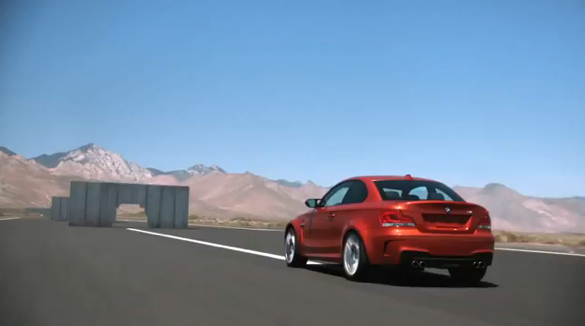 How Well Does The BMW 1 Series M Handle?
