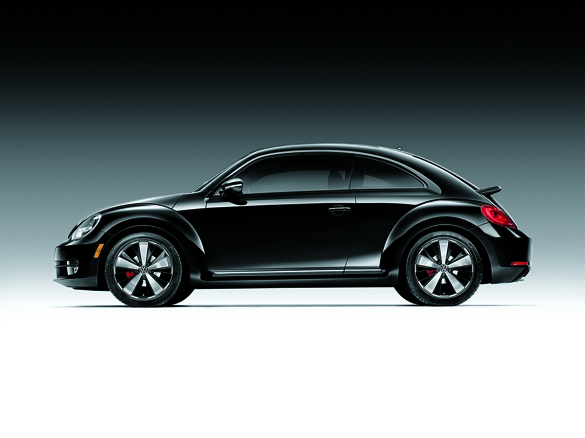 2012 VW Beetle Priced
