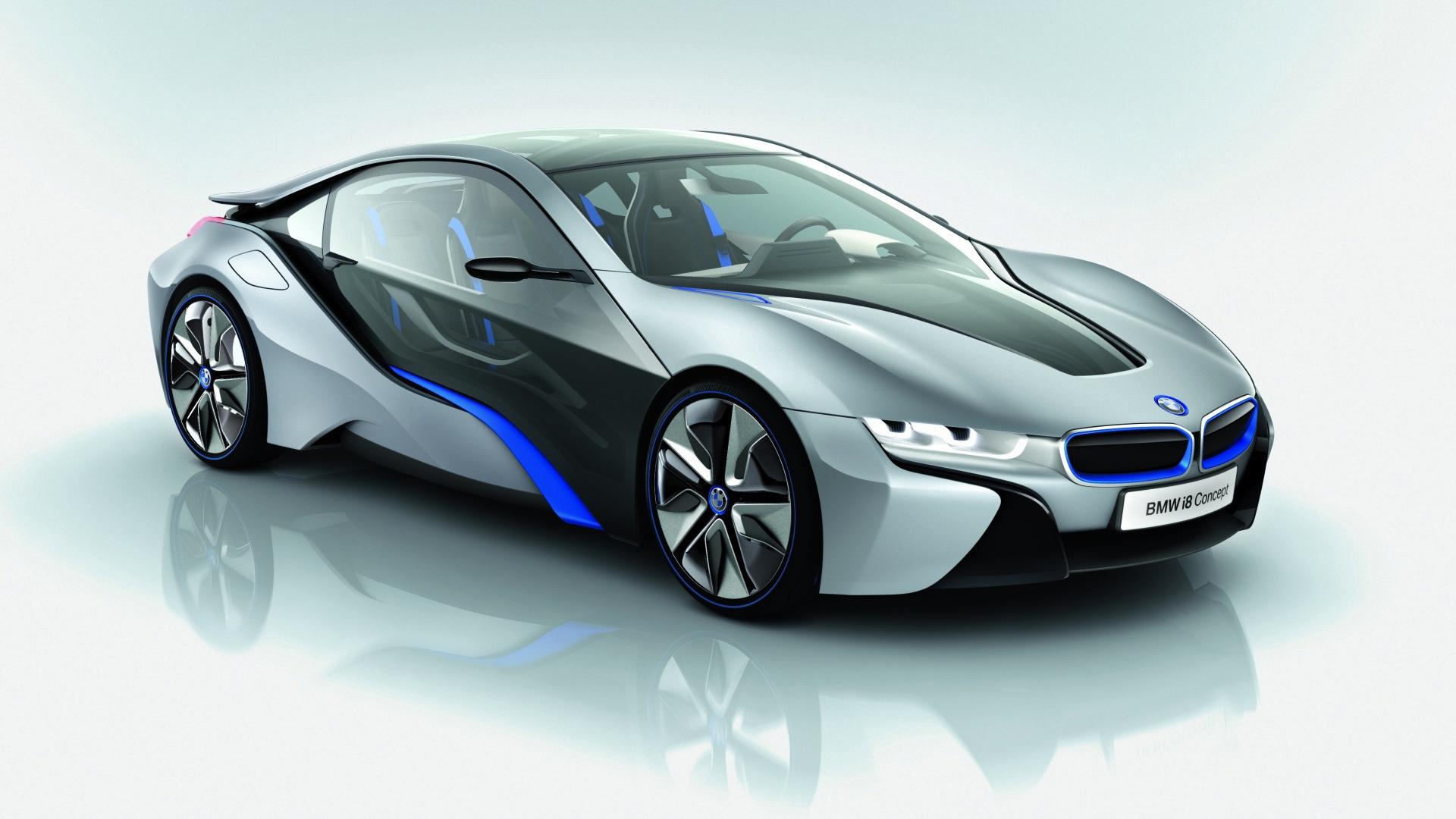 Bmw I8 Mpg >> World Debut: BMW i8 Concept 0-60 Under 5 Seconds/78MPG
