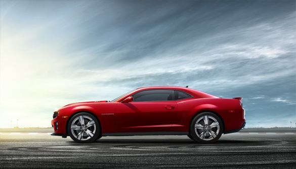 "Rumor Du Jour: 2012 Camaro ZL1 To Have ""Over"" 570 Horsepower"