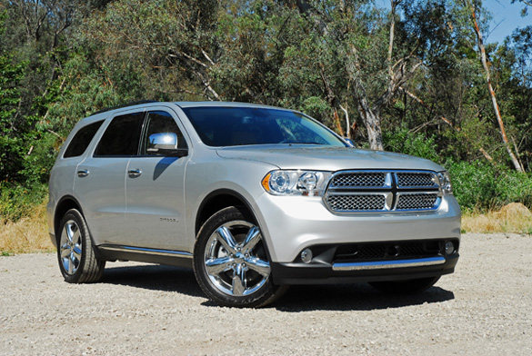 2011 Dodge Durango Citadel Review & Test Drive