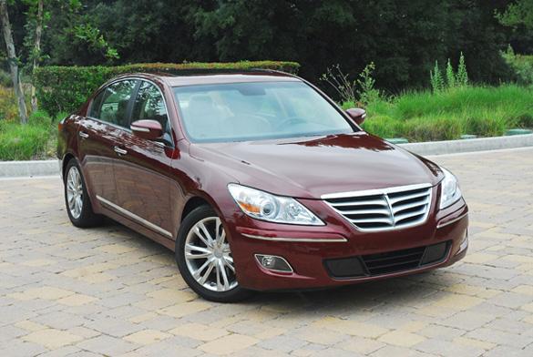 2011 Hyundai Genesis 4.6 Review & Test Drive