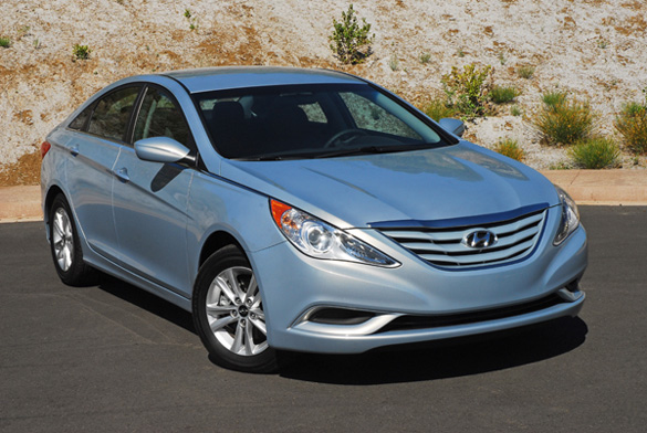 2011 Hyundai Sonata GLS Review & Test Drive