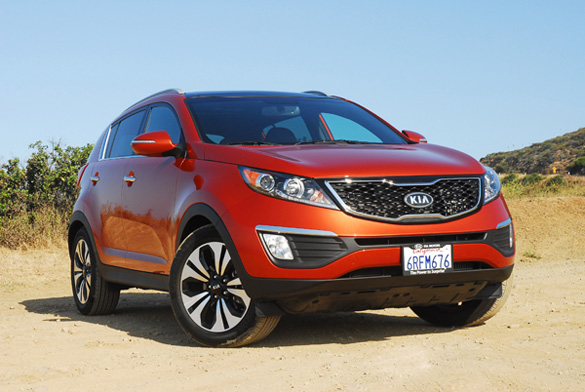2011 Kia Sportage SX Turbo Review & Test Drive