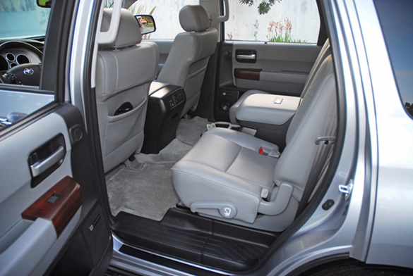 2011 Toyota Sequoia Awd Platinum Review And Test Drive