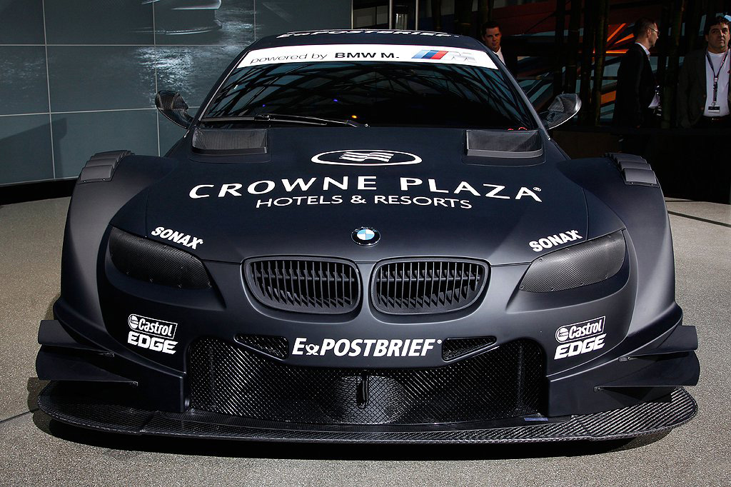 The Best Of Bmw Motorsport Bmw M3 Dtm Concept Video