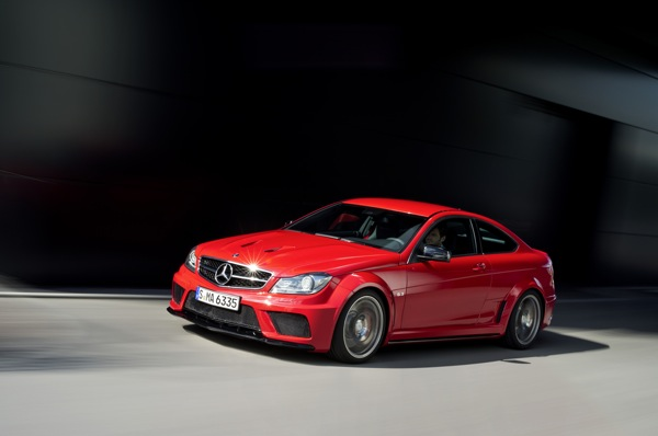 New Mercedes-Benz AMG Black Series Coming In 2012