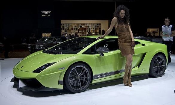 It's Over, Johnny: Lamborghini Kills The Manual Transmission