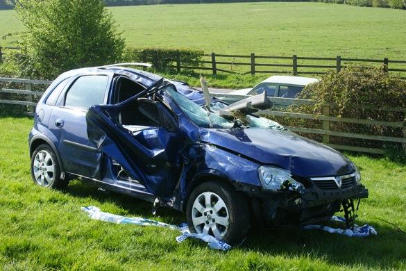 irish drive without insurance