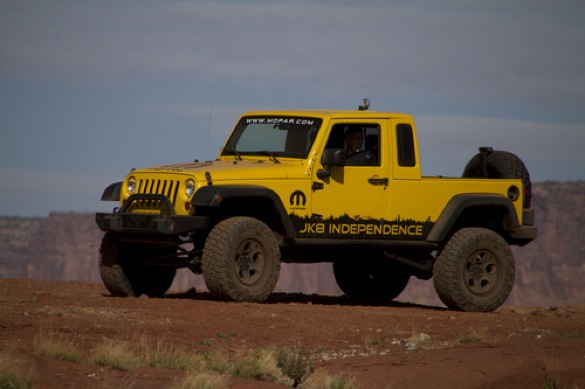 Want A Jeep Pickup? Now You Can Build Your Own