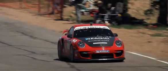 Pike's Peak Record Setting Porsche GT2 RS For Sale