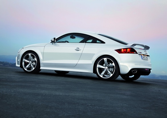 Audi Announces Pricing For the TT-RS