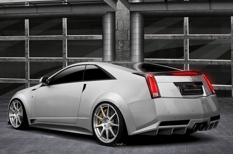 1000hp Hennessey Twin Turbo Cadillac Cts V Coupe V1000