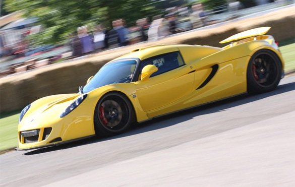 Video: A Close Look at the Hennessey Venom GT