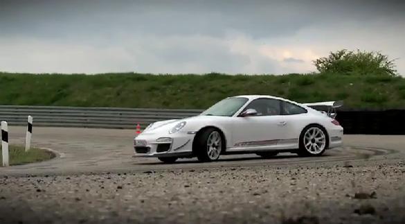 Video: Porsche 911 GT3 RS 4.0 UK Preview Event