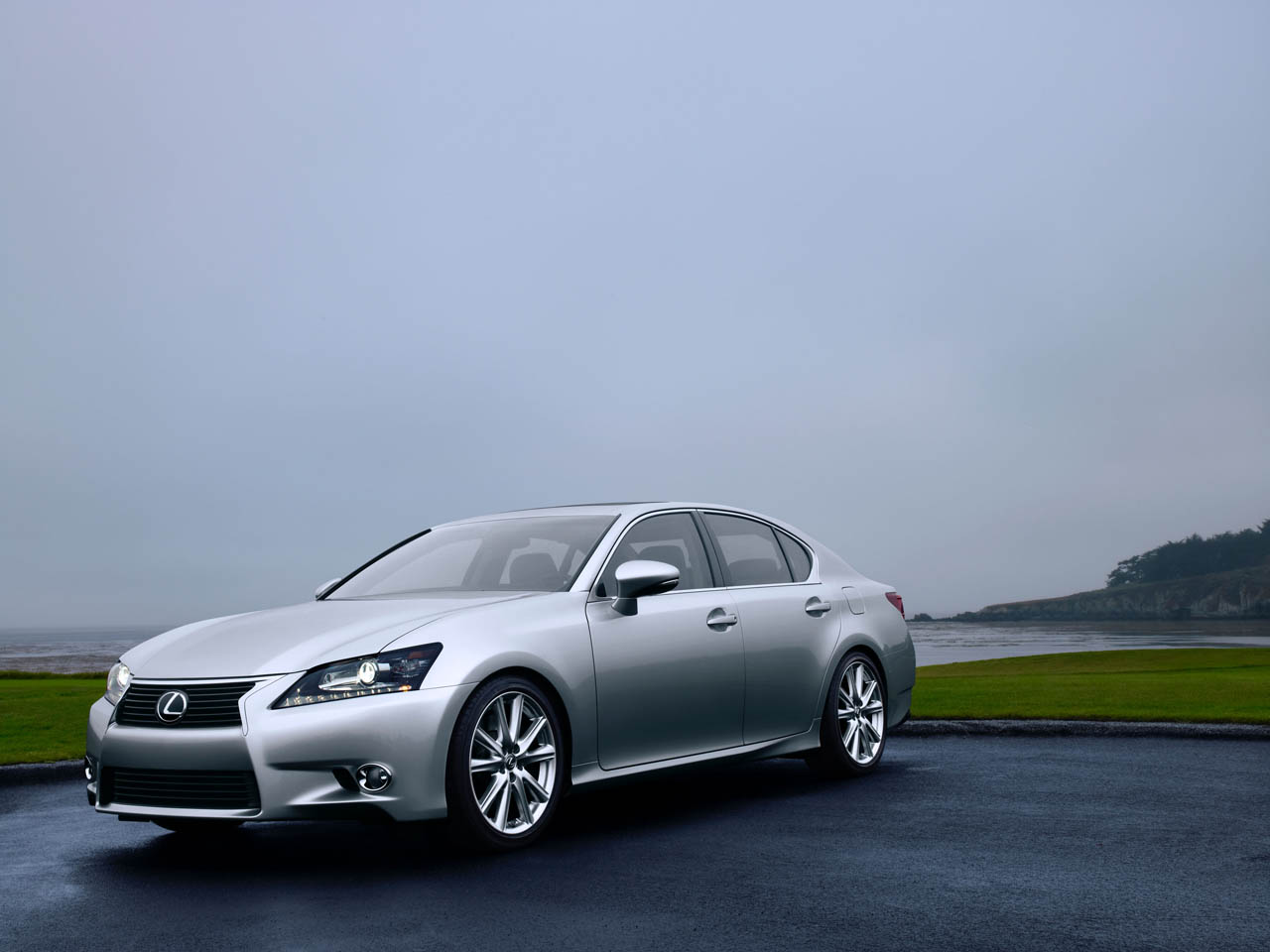 2013 Lexus GS 350 Revealed at Pebble Beach