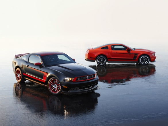 Driven: 2012 Ford Mustang Boss 302 Laguna Seca Edition