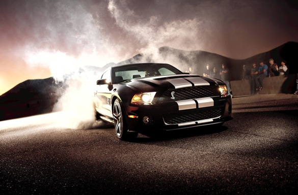More Mustang Coming For 2013