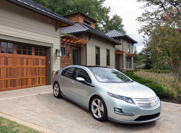 It's The Economy Stupid: Reseach Shows Chevy Volt Interest Waning