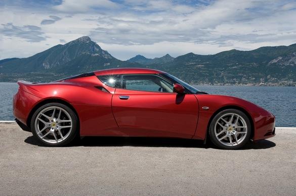 Heading To Europe? Rent A Lotus Evora Through Hertz
