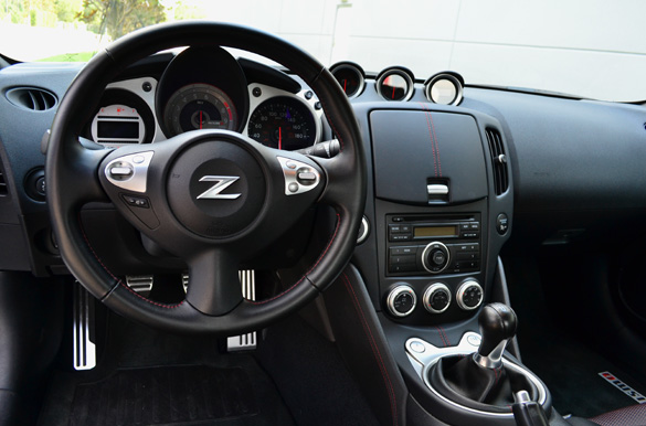 2011 Nissan 370Z Nismo Review & Test Drive