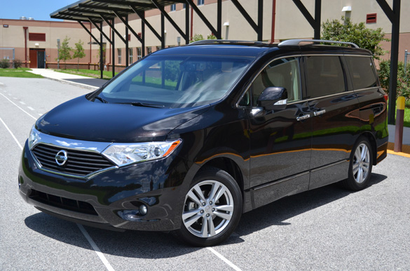 2011 Nissan Quest LE First Drive