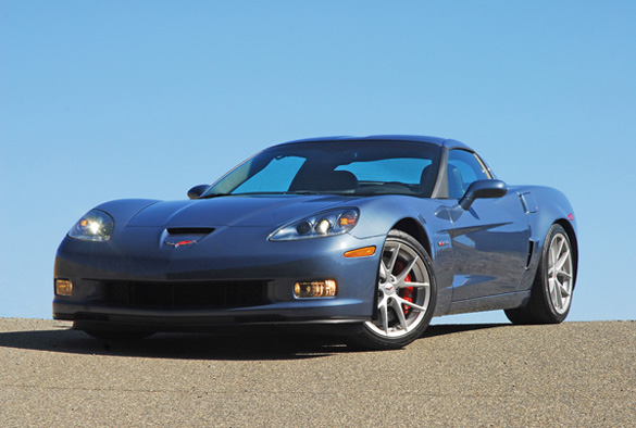 2011 Chevrolet Corvette Z06 Review and Test Drive