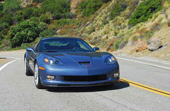 2011 chevrolet corvette z06 review and test drive. Black Bedroom Furniture Sets. Home Design Ideas