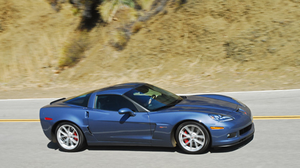 Chevrolet Corvette Z Review And Test Drive - Low cost sports cars