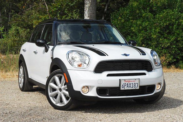 2011 Mini Cooper S Countryman ALL4 Review & Test Drive