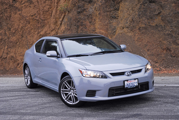 2011 Scion tC Review & Test Drive