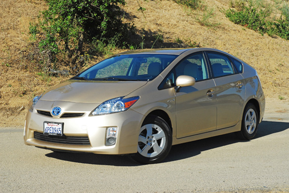 2011 Toyota Prius Hybrid Review & Test Drive