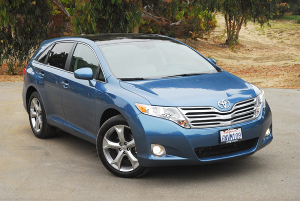 2011 Toyota Venza V6 Review & Test Drive
