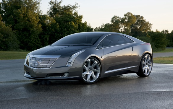 Confirmed: Cadillac Will Build Converj, Call It ELR