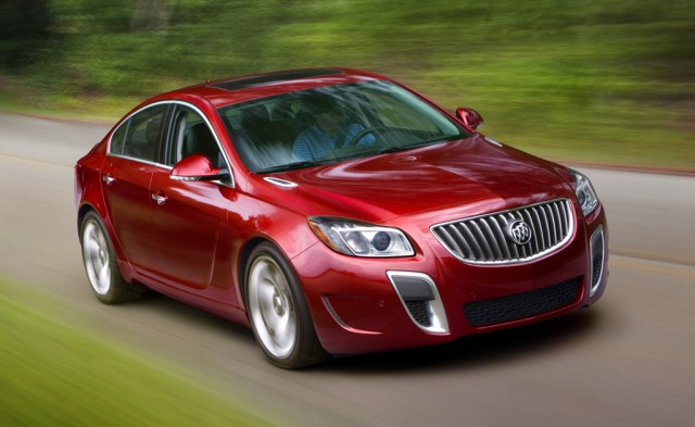 100 Hot Cars 187 2012 Buick Regal Gs