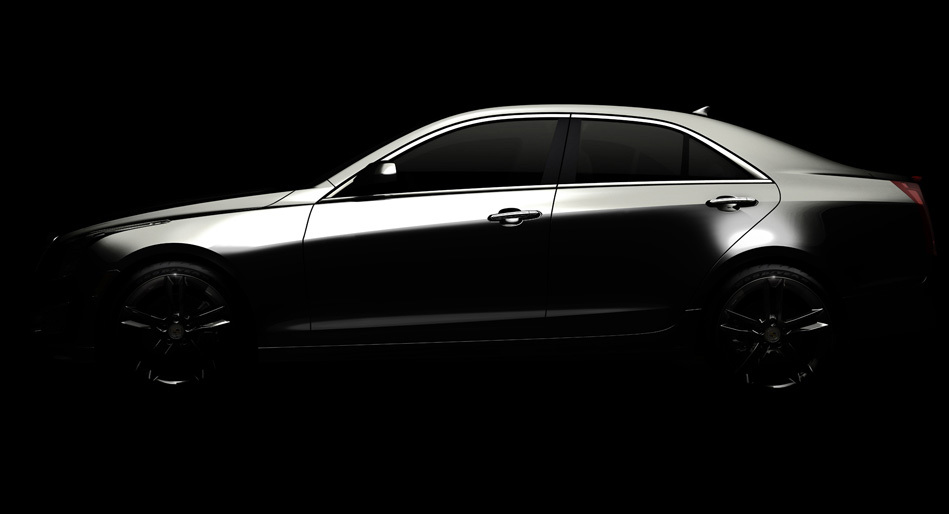 Cadillac To Launch ATS Compact Luxury Sedan in 2012
