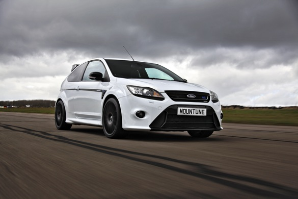 Ford Confirms Next Generation Focus RS, But Don't Expect It Here