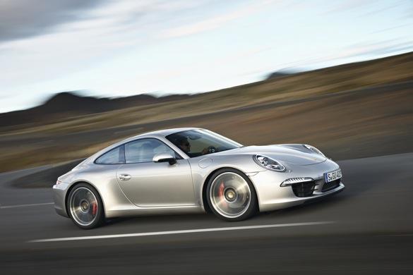 2012 Porsche 911 Carrera Debuts Ahead Of Frankfurt Motor Show