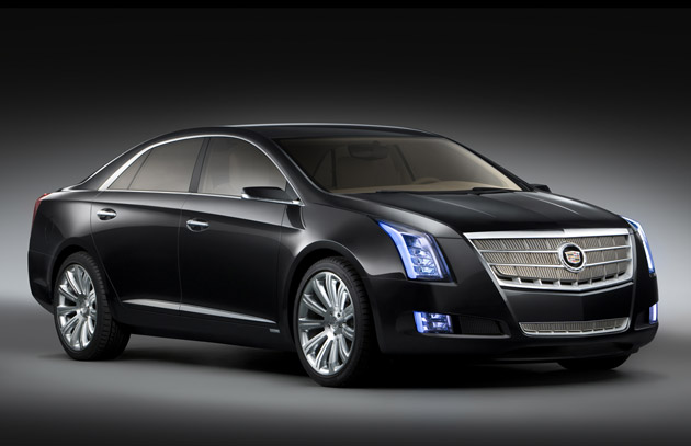 Cadillac Announces 2013 XTS for Spring Launch