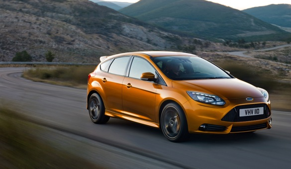 False Alarm: Ford Won't Show Production Focus ST At Woodward