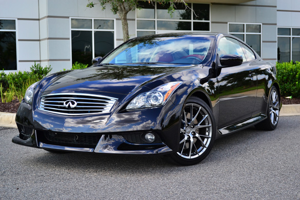 2013 Infiniti G37S Coupe Review & Test Drive