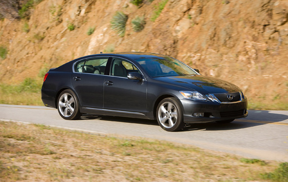 2011 lexus gs 350 review test drive. Black Bedroom Furniture Sets. Home Design Ideas