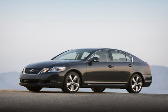 2011 Lexus GS 350 Review & Test Drive
