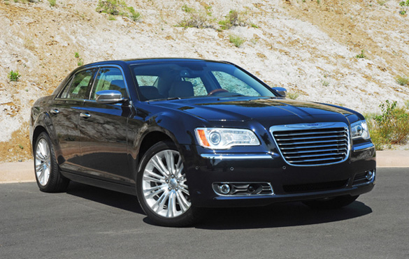 2011 Chrysler 300 Limited Review & Test Drive