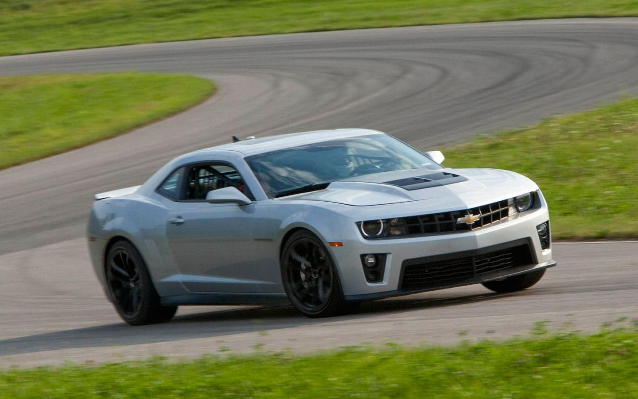 All You Need To Know About The New Camaro ZL1, Except Price