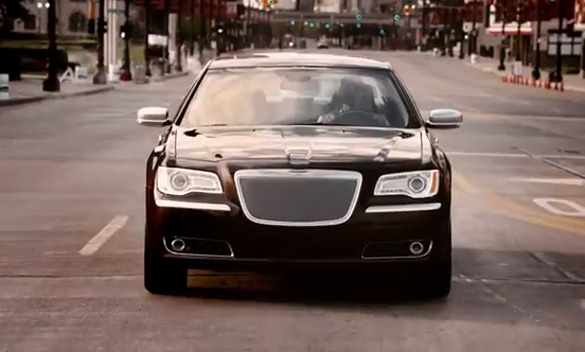 2012 Chrysler 300 Commercial Introduces new 8-Speed Automatic Transmission