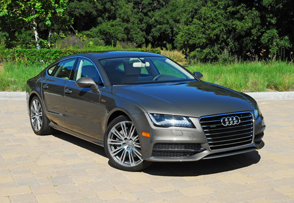 2012 Audi A7 Review & Test Drive