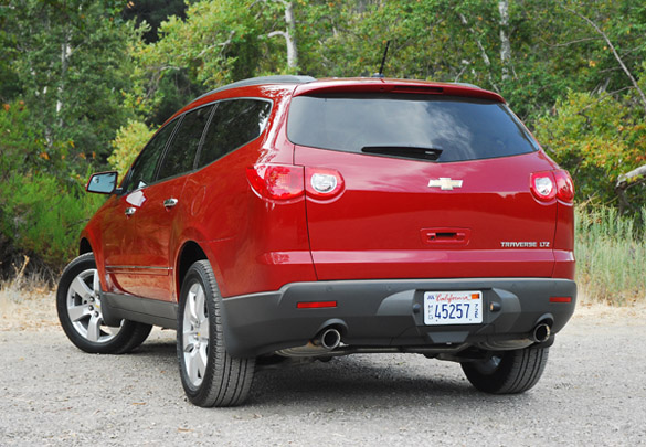 the new 2012 chevrolet traverse ltz crossover vehicle is truly one of. Cars Review. Best American Auto & Cars Review