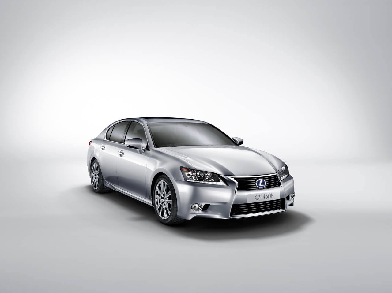 2013 Lexus GS 450h Hybrid Revealed w/ Promo Video