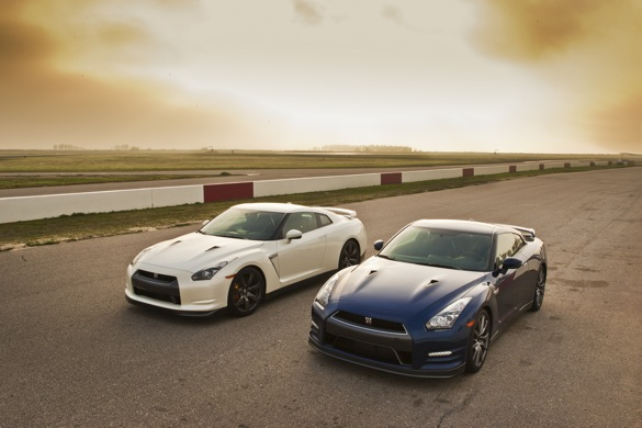 2013 Nissan GT-R To Get More Power